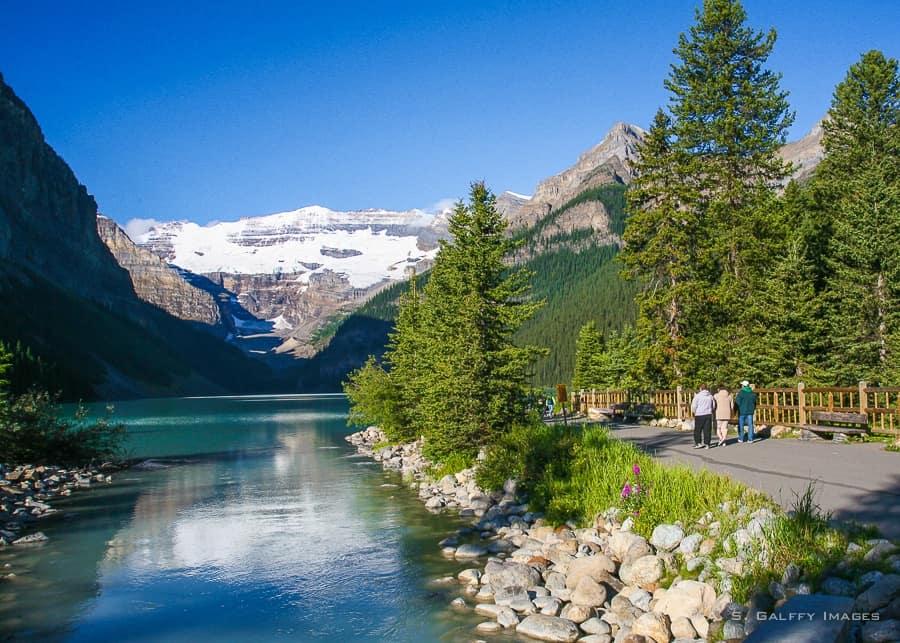 Banff travel guide - Lake Louise