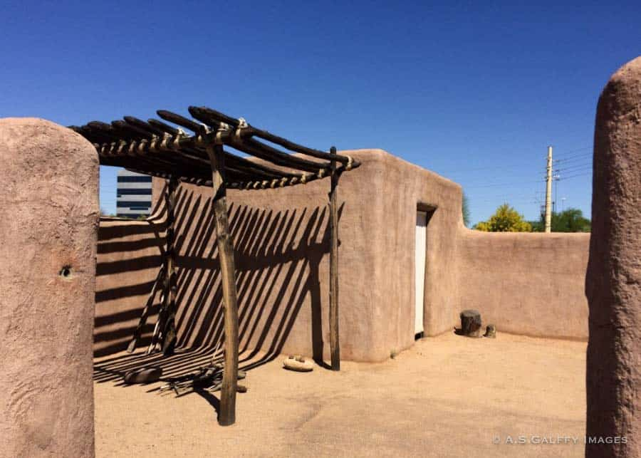Pueblo Grande Museum in Arizona