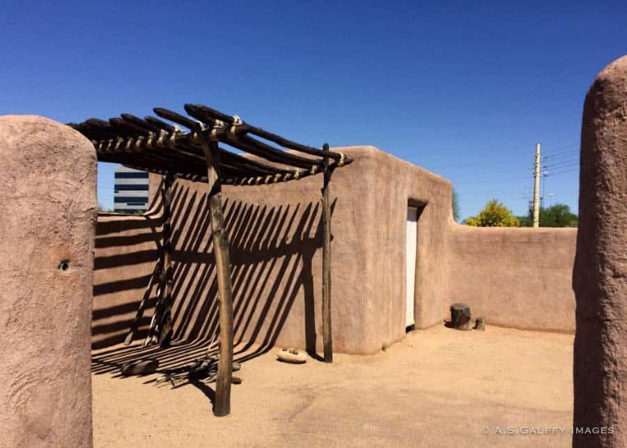 Pueblo Grande Museum in Arizona