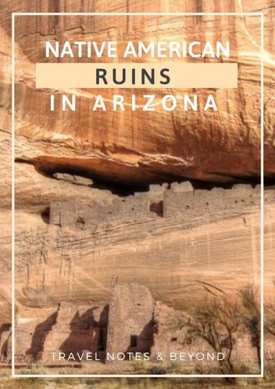 Indian ruins in arizona