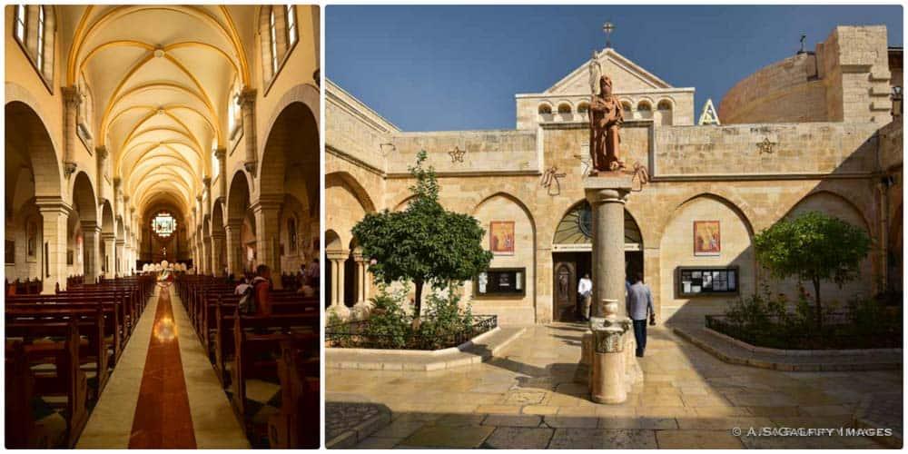 St. Catherine's Church in Bethlehem