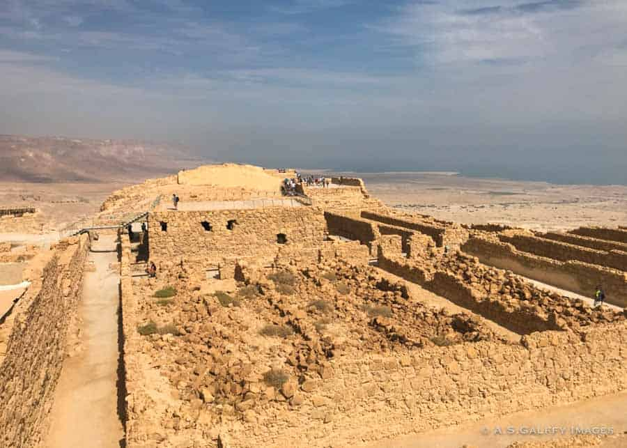 Day trip to Masada from Tel Aviv