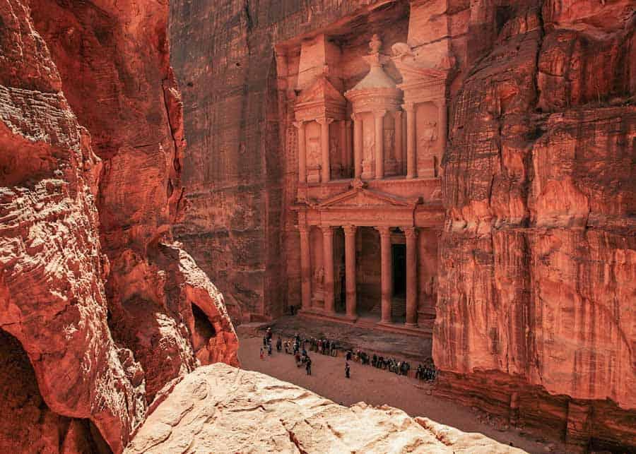 Amazing destinations: Petra, Jordan