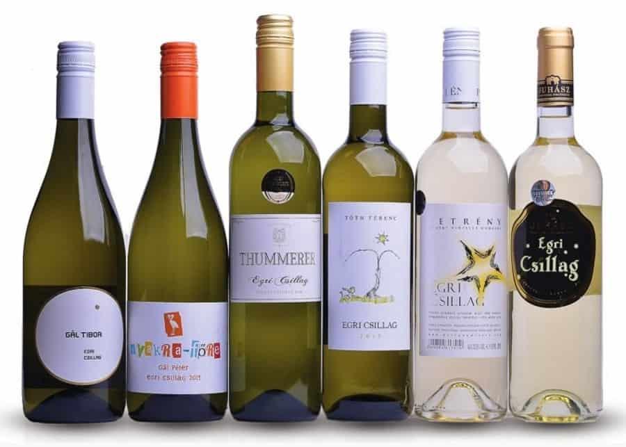 Egri Csillag wines