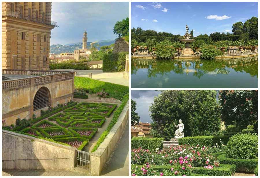Boboli Garden - 3 days in Florence