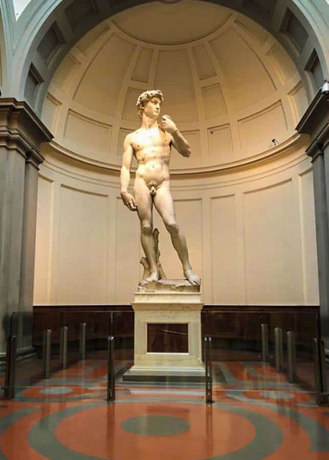 3 Days in Florence: visiting Michelangelo's David