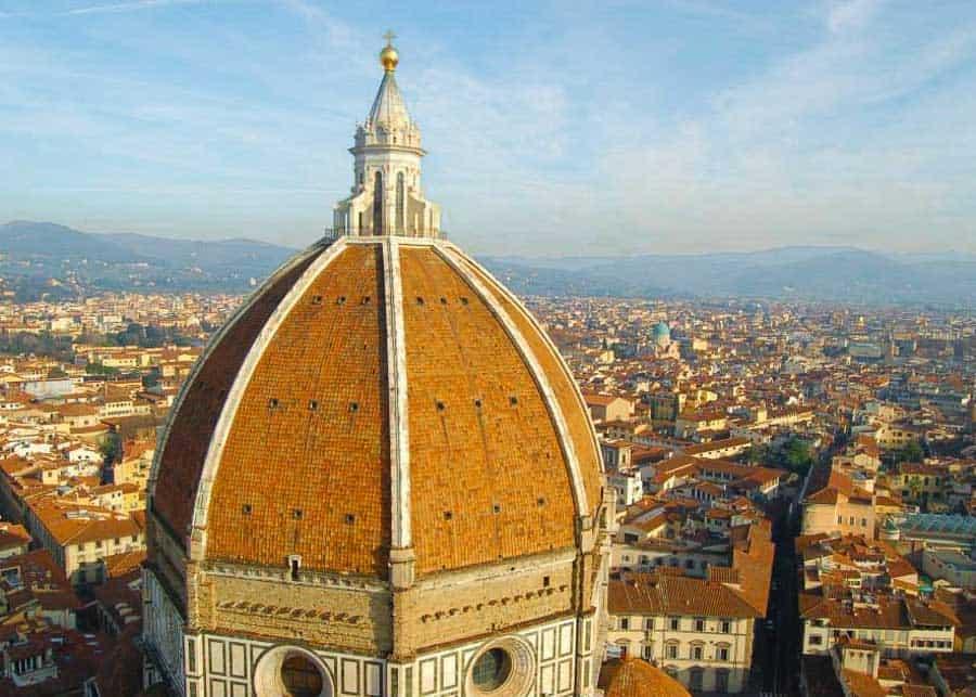 The Duomo of Cattedrale of Santa Maria del Fiore