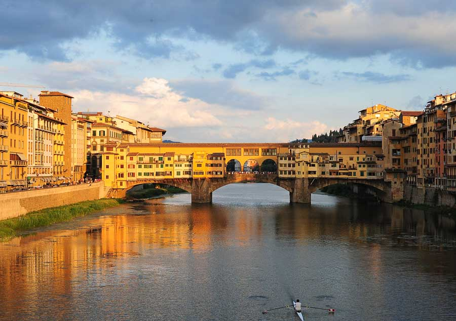 Ponte Vecchio: One Day in Florence
