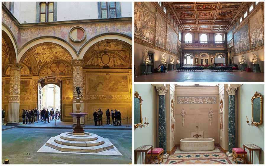 Florence Itinerary: Palazzo Vecchio