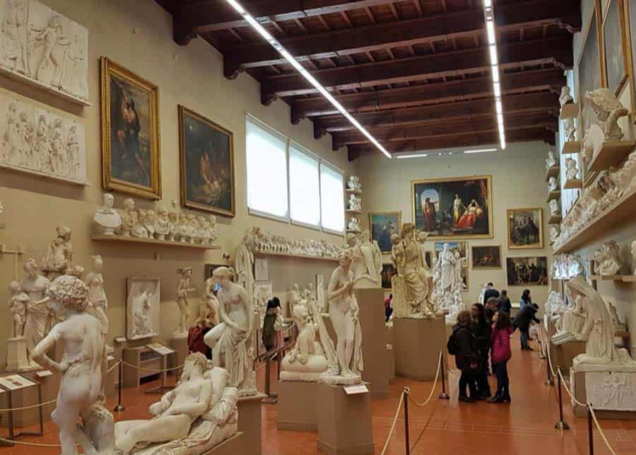 one day in Florence: Galleria dell'Accademia