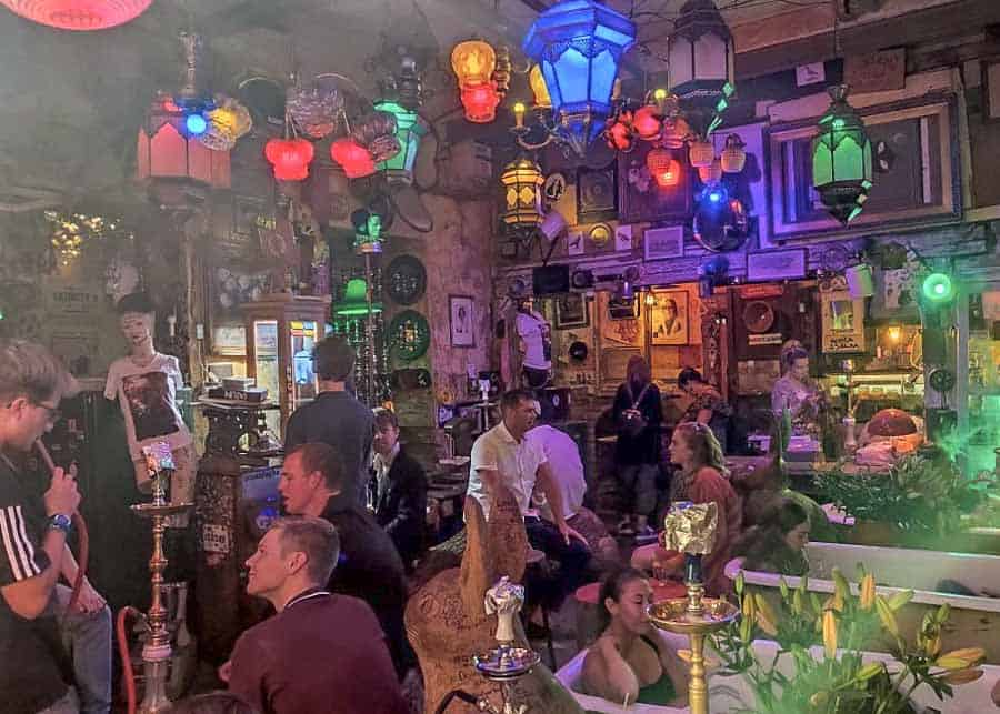 The Ruin Pubs in Budapest