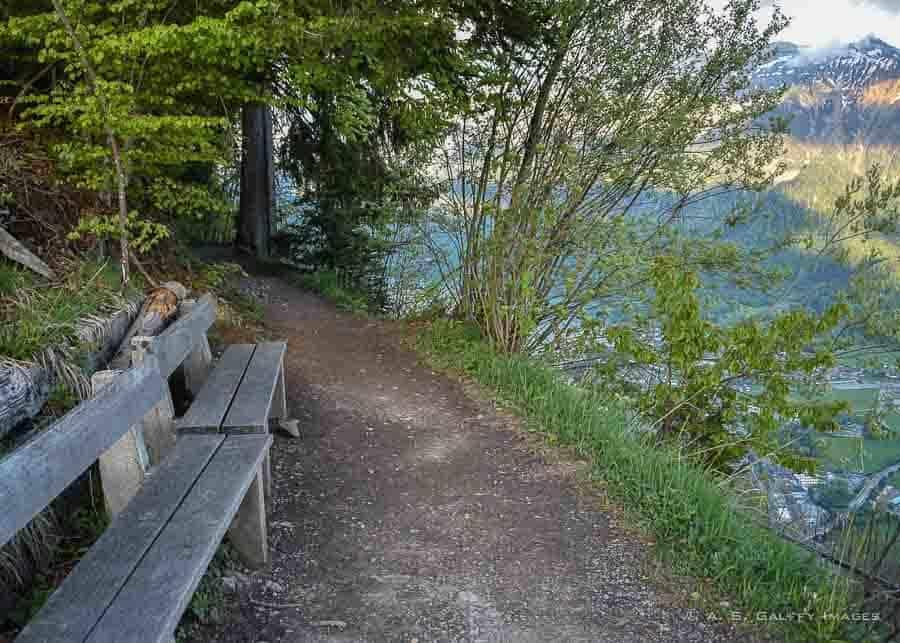 Elfenweg trail