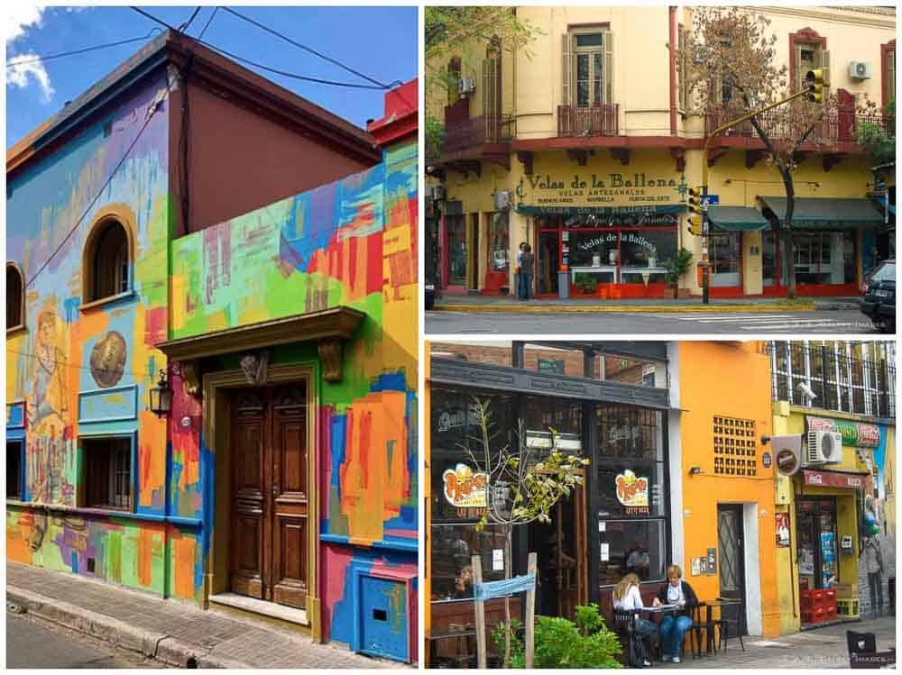 Palermo Soho neighborhood