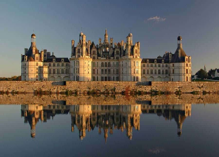 Chambord, one of the best castles in the Loire Valley
