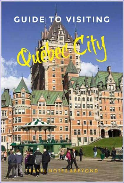 Quebec City guide