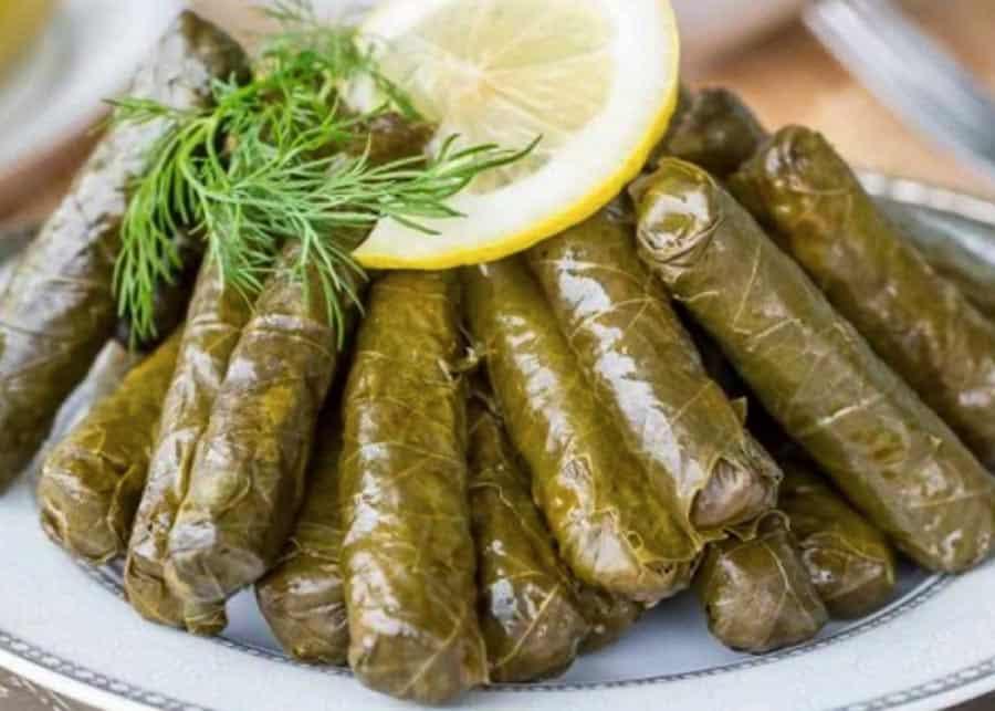 Food in Istanbul: Yaprak Sarma