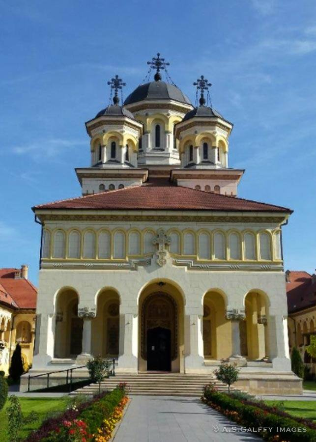 Alba Iulia Orthodox Cathedral