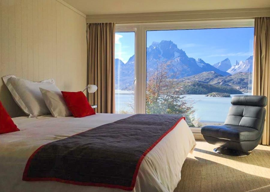 Double Room at Hotel Lago Grey