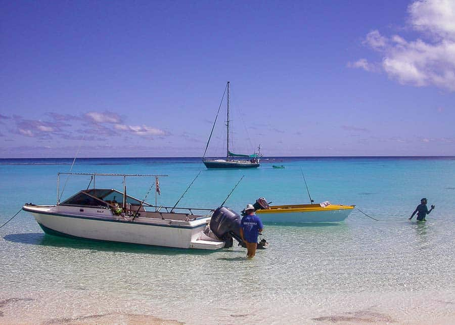 Amazing destinations: Northwest Island