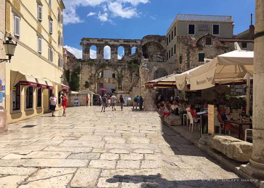 Things to do in Split: exploring the Historic Center
