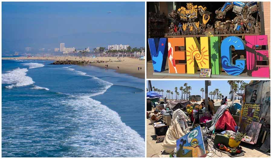 One Day in LA: Visiting Venice Beach