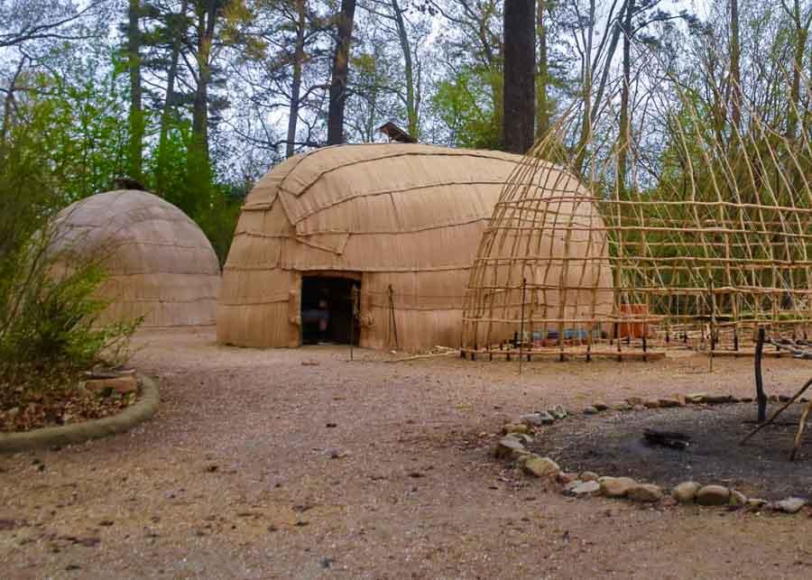 Powhatan Indian Village