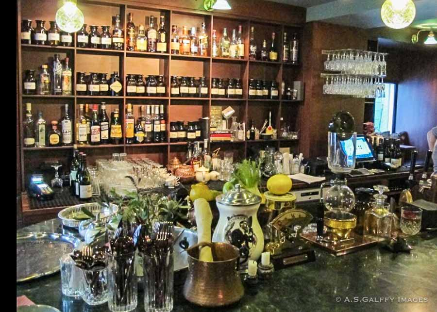 Pharmarium Bar/Restaurant in Stockholm