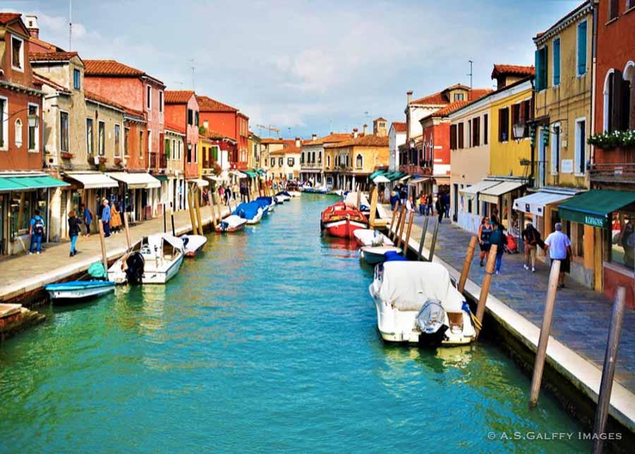 Murano, 10 day Italy Itinerary