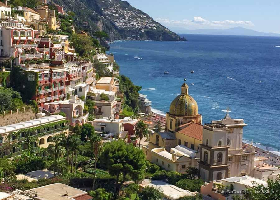 10 Days Italy Itinerary: Positano