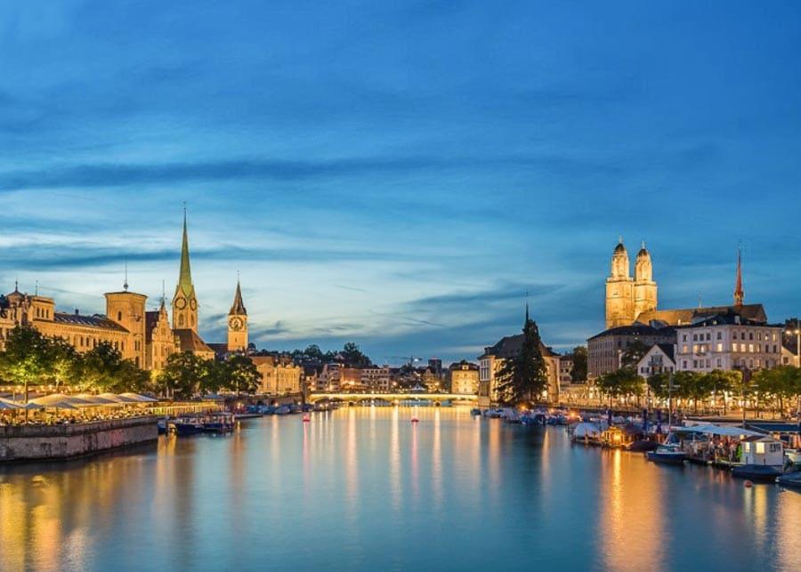 10 days in Switzerland