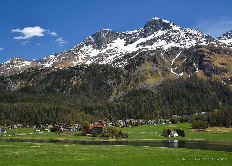 10 days in Switzerland itinerary by scenic trains