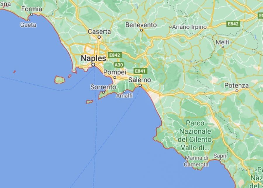 10 Days Italy itinerary: Amalfi Coast
