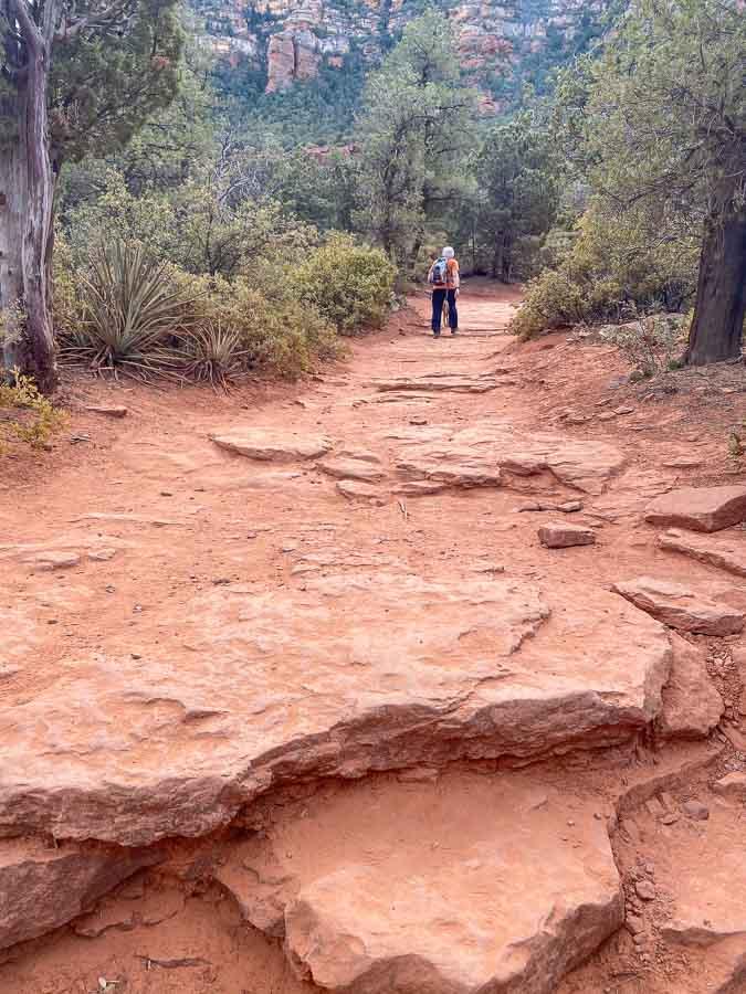 Devil's Bridge Trail Sedona