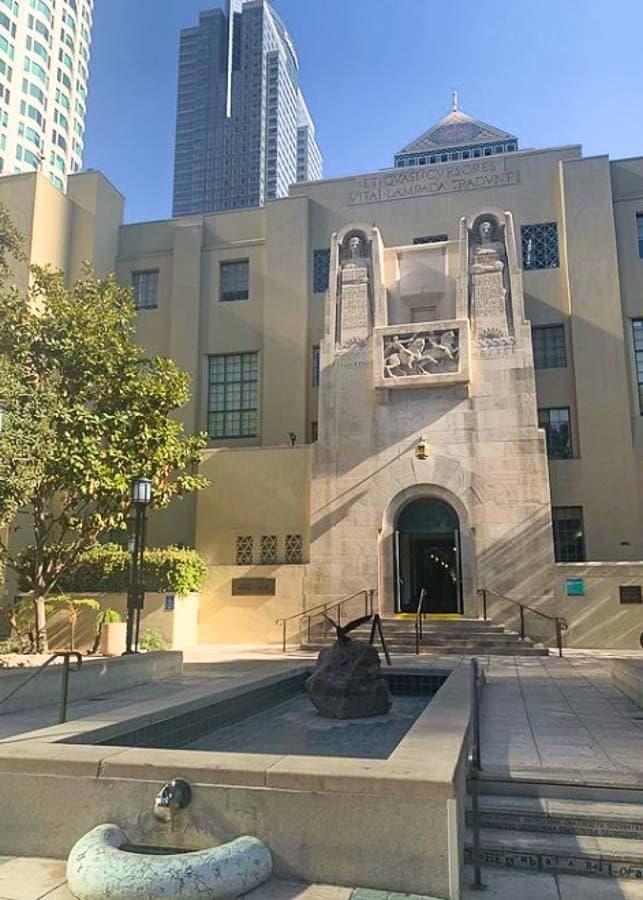 L.A. Public Library