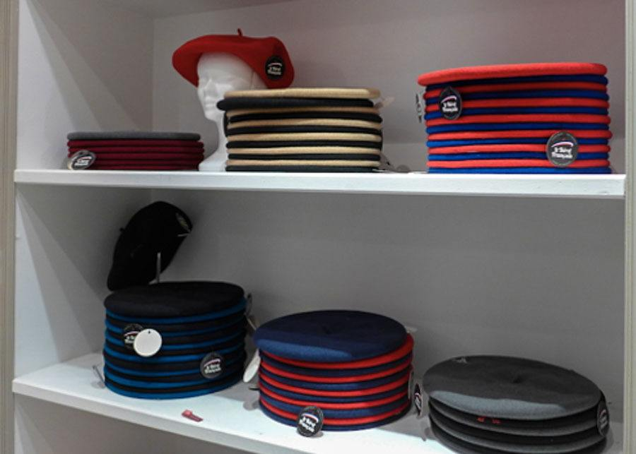 What to buy in Paris: French berets