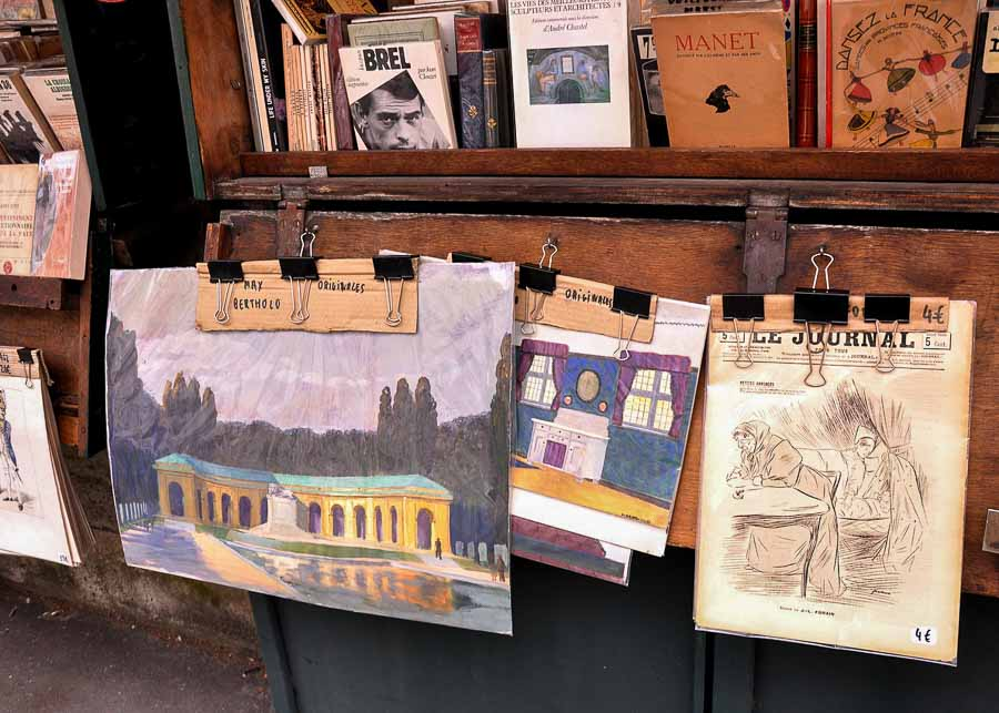 Unusual souvenirs to buy in Paris