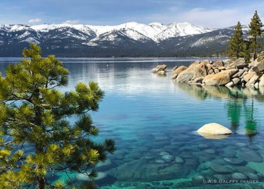 Best beaches in Lake Tahoe