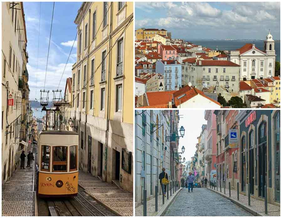 Lisbon, Portugal images, one of the most inexpensive countries in Europe
