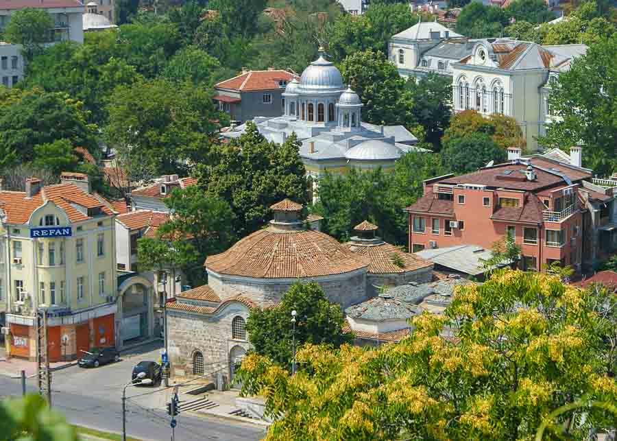 Plovdiv, Bulgaria, one of the cheapest countries in Europe