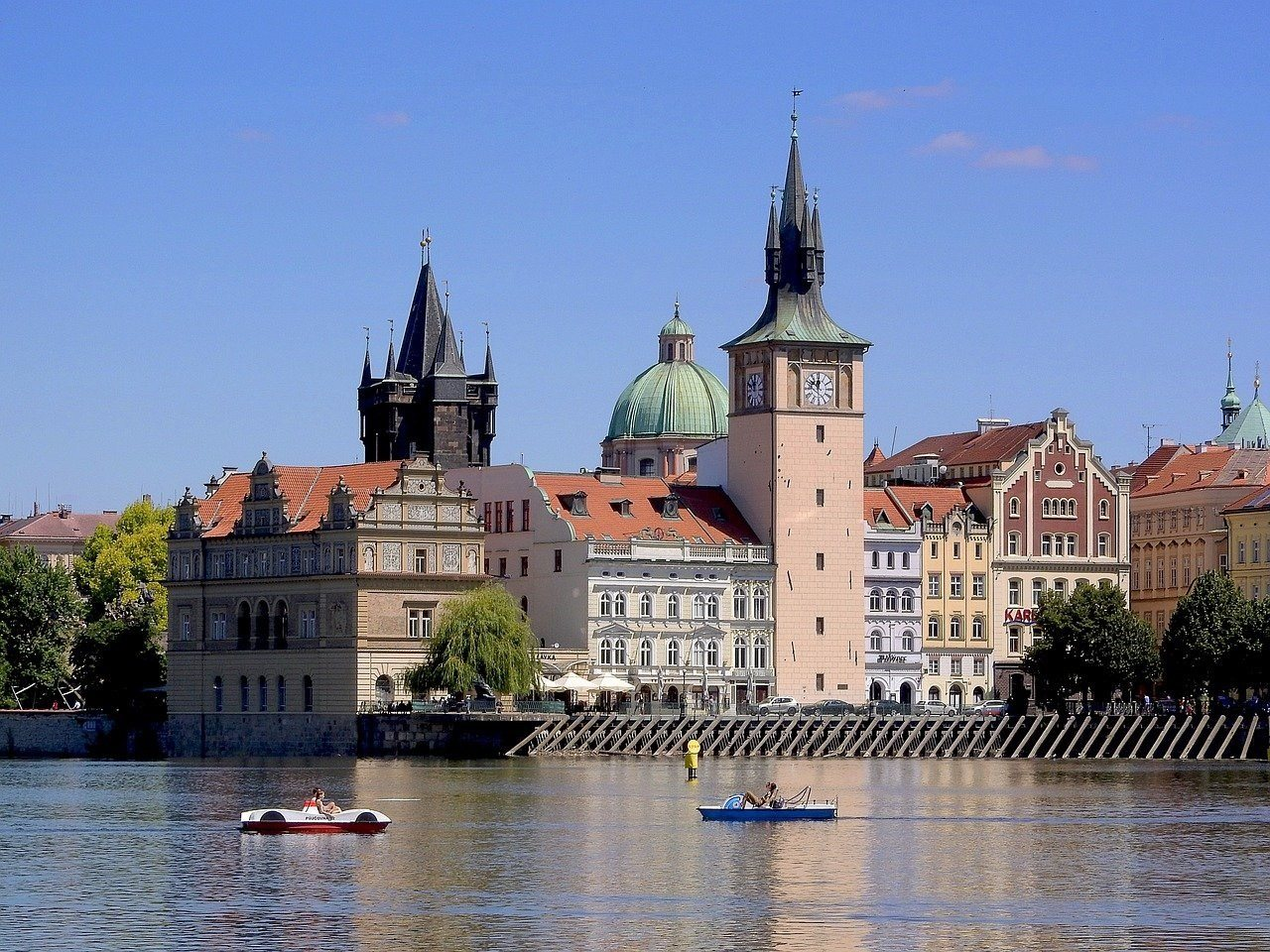 Czech Republic, one of the cheapest countries in Europe
