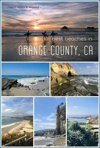 Most beautiful Beaches in Orange County
