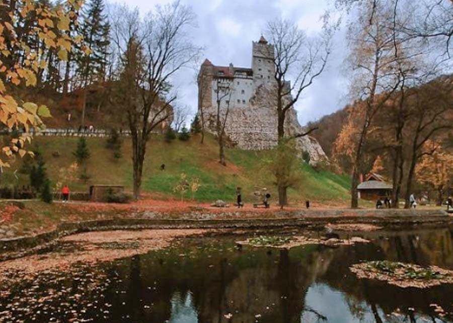 Bran (Dracula) Castle in Romania