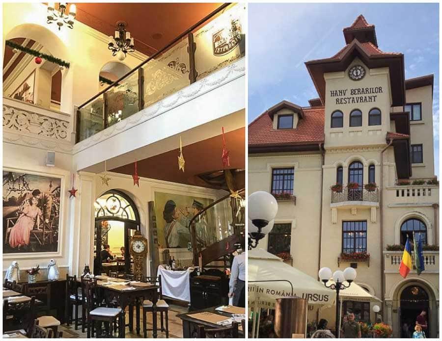 Casa Lupescu, one of the best Restaurants in Bucharest