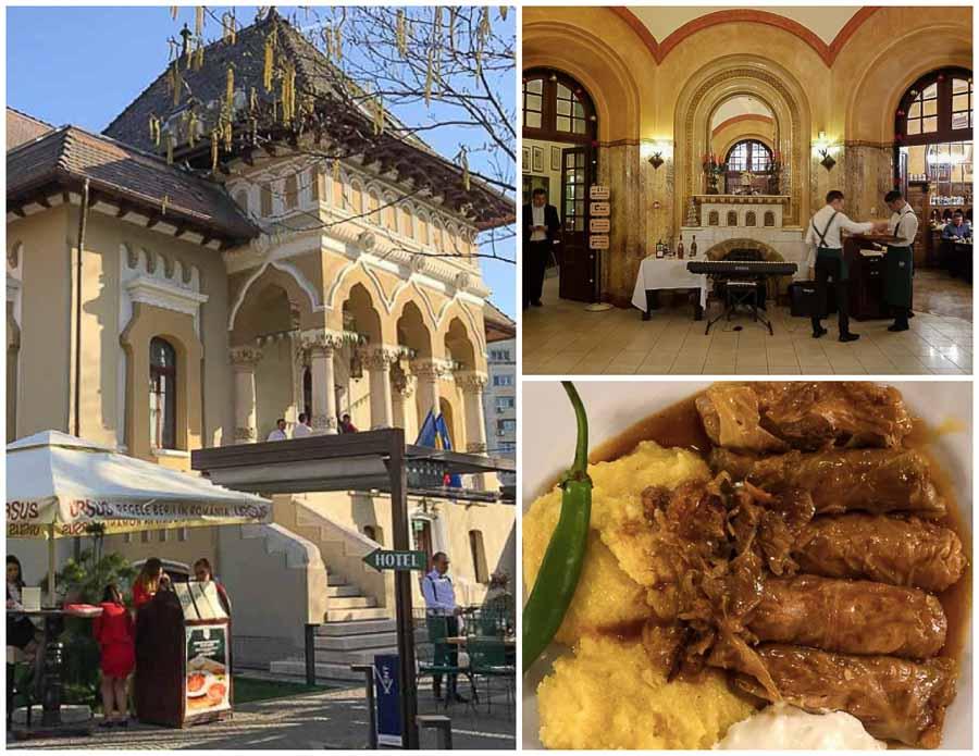 Hanu' Berarilor Interbelic (Casa Soare) Restaurant in Bucharest
