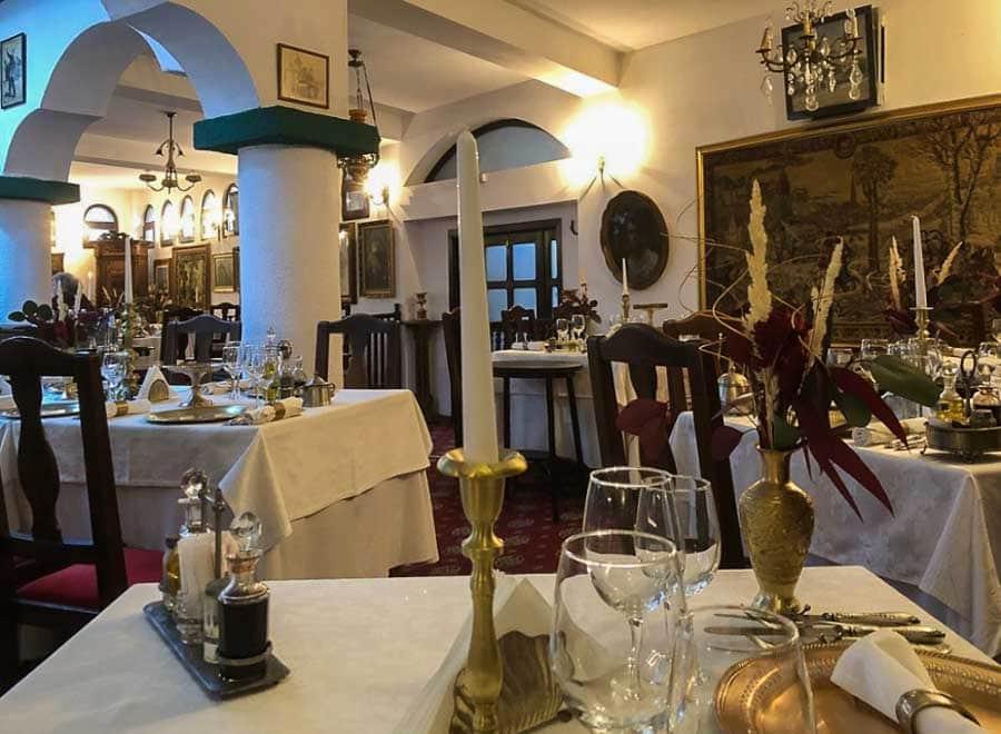 Loanta Jaristea Restaurant in Bucharest