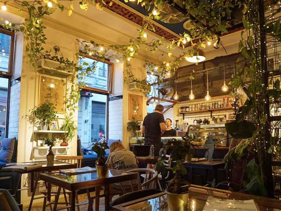 The Urbanist Bar