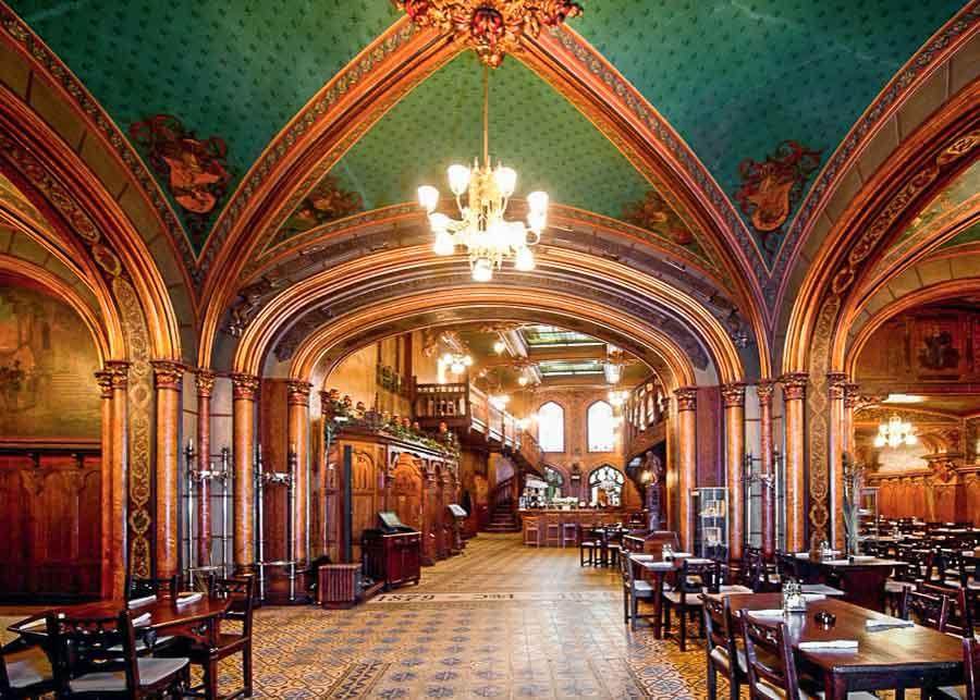 Best restaurants in Bucharest romania
