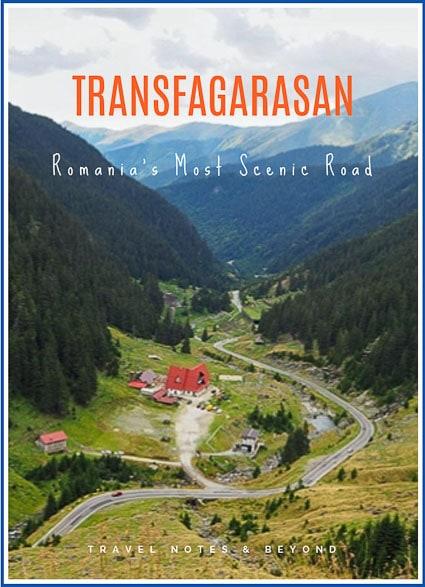 Driving the Transfagarasan Highway in Romania