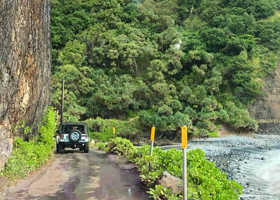 The Back Side of the Road to Hana