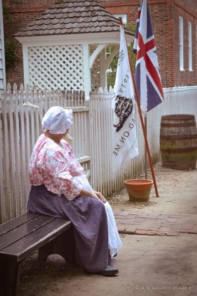 Colonial Williamsburg:  A Journey Back in Time